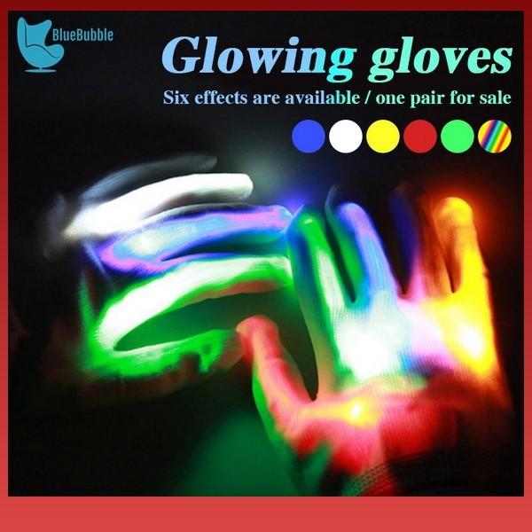 Foto Produk Gbm 1 Pasang Sarung Tangan Lampu LED Kreatif untuk Festival DJ dari GamisBusanaMuslim