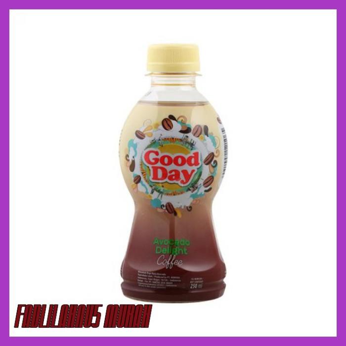 Jual Promo Good Day Ready To Drink Pet Avocado Delight Isi 6 Botol Jakarta Utara Fadlilahnu5 Murah Tokopedia