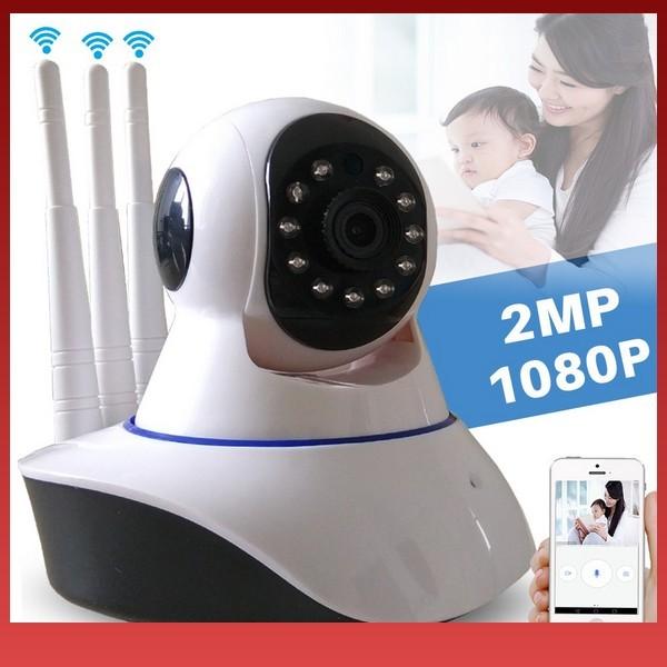 Foto Produk Gbm yooseeIp camera Kamera Keamanan Wireless 2MP HD 1080P WiFi dari GamisBusanaMuslim