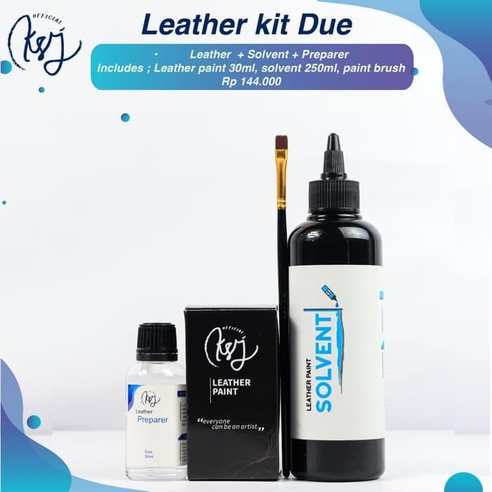 Foto Produk KSJ Leatherpaint KIT dari KSJ OFFICIAL STORE