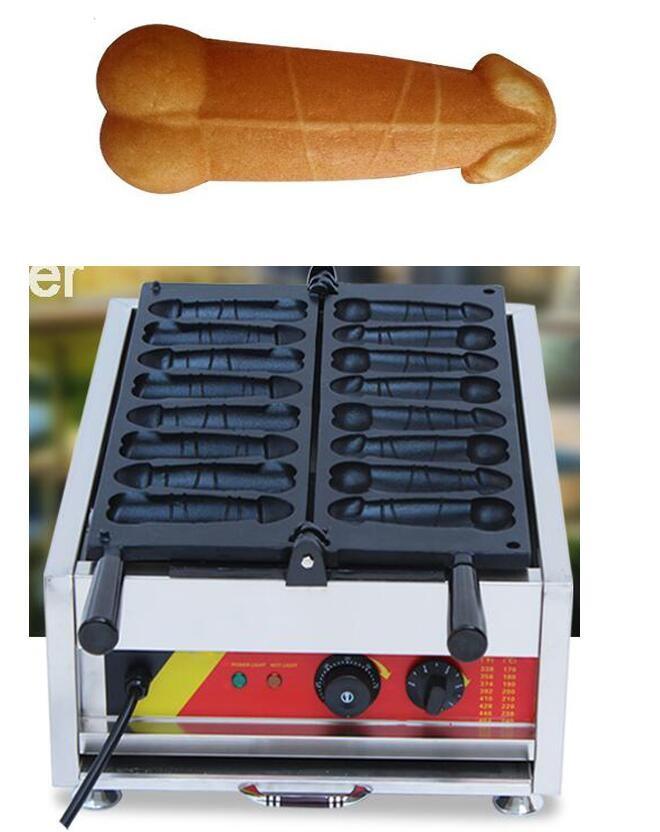 8Pcs OG hotdogs and sausages for Dolls