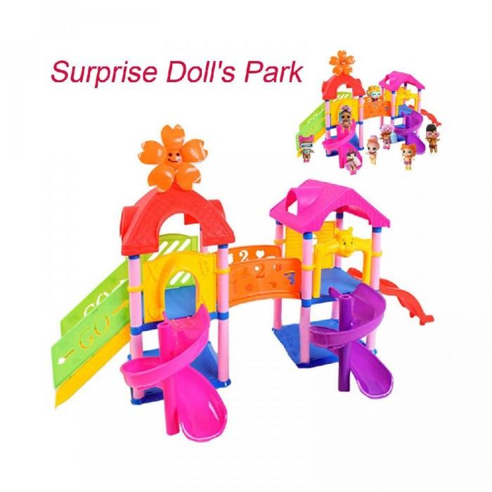 Jual Lol Playset Doll Hadiah Mengejutkan Taman Boneka Geser Permainan Putri Jakarta Barat Random Shop N Tokopedia