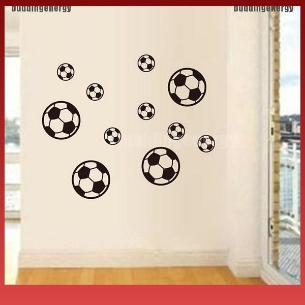 Jual Fs 12pcs Stiker Dinding Motif Sepak Bola Untuk Dekorasi Kamar Jakarta Pusat Fujika Shop Tokopedia