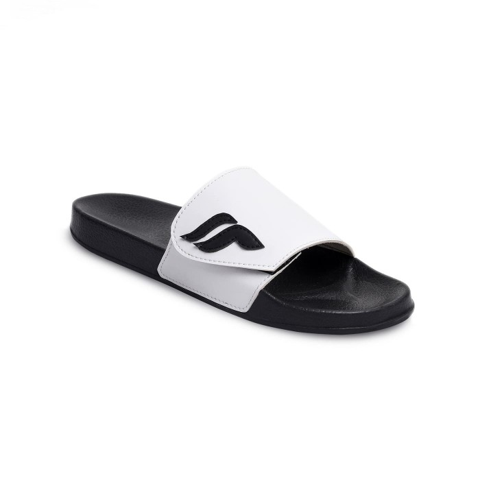 Foto Produk SENDAL COWO FOOTSTEP NEXA WHITE TOTOSURYO x FOOTSTEP FOOTWEAR ORIGINAL dari Toto_Suryo