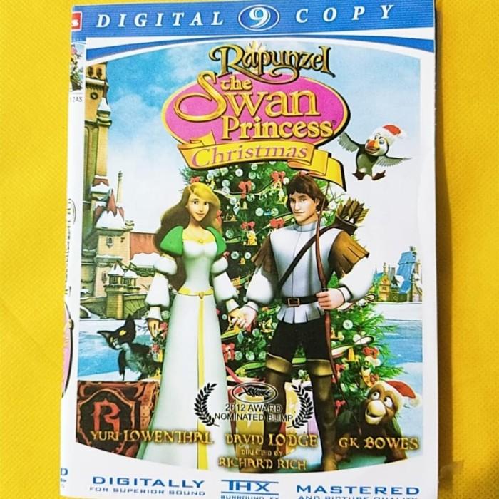 Jual Dvd Vcd Film Anak Anak Rapunzel The Swan Princess Christmas Jakarta Barat Multistore Com Tokopedia