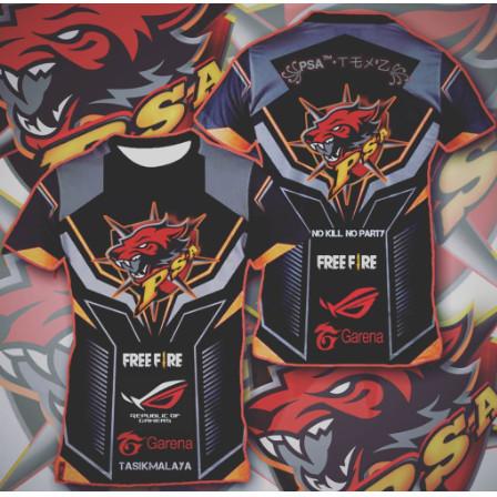 Jual Baju Gaming Custom Terbaru Esports Kab Lumajang Baju Game Tokopedia