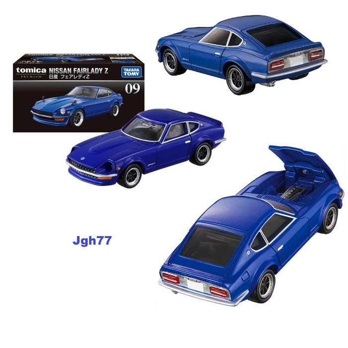 TOMICA PREMIUM 09 NISSAN FAIRLADY Z 1//58 TOMY DIECAST CAR NEW