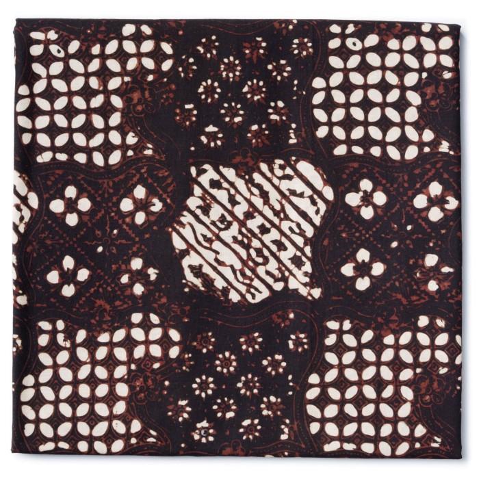 Foto Produk Kain Batik Cap Sogan Jogja Motif Sekar Jagad dari Kainusa