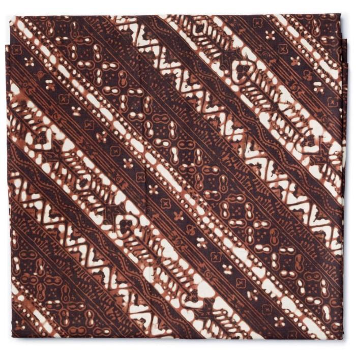 Foto Produk Kain Batik Cap Sogan Jogja Motif Udan Liris dari Kainusa