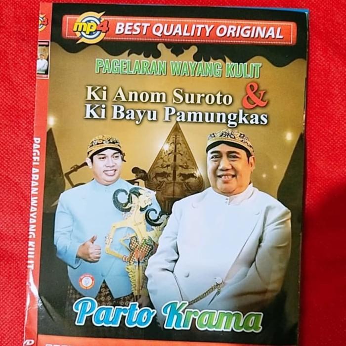 Jual Kaset Vidio Mp4 Pagelaran Wayang Kulit Ki Anom Suroto Jakarta Barat Liank Collection Tokopedia