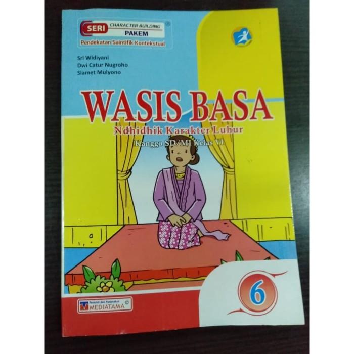 Jual Buku Wasis Basa Kelas 6 Wasis Boso Jawa Wasis Basa Jawa Kls 6 Kota Semarang Duta Buku Pelajaran Umum Tokopedia