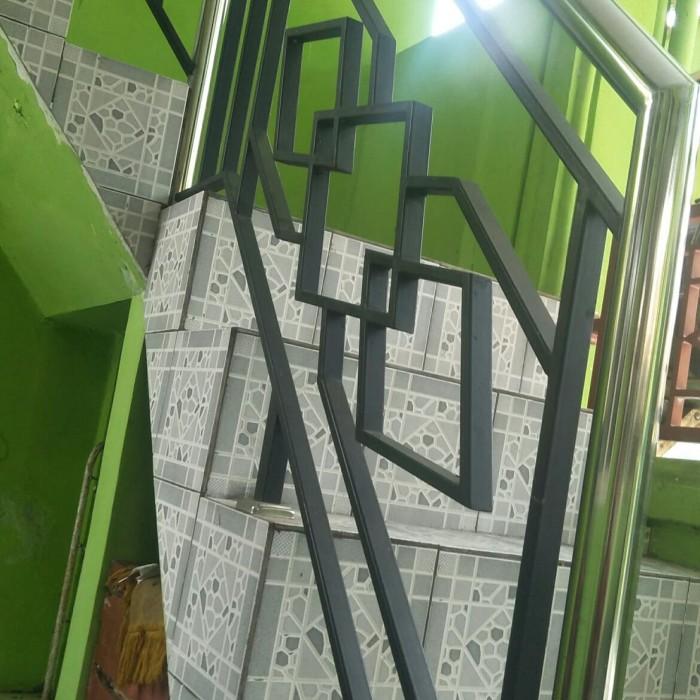 Jual Railing Balkon Minimalis Pegangan Stainless Kota Tangerang