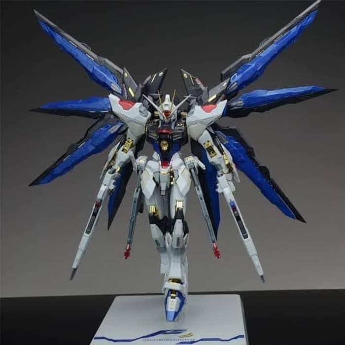 Foto Produk Strike Freedom MG 1/100 Gundam Daban dari Indraja Hobbies