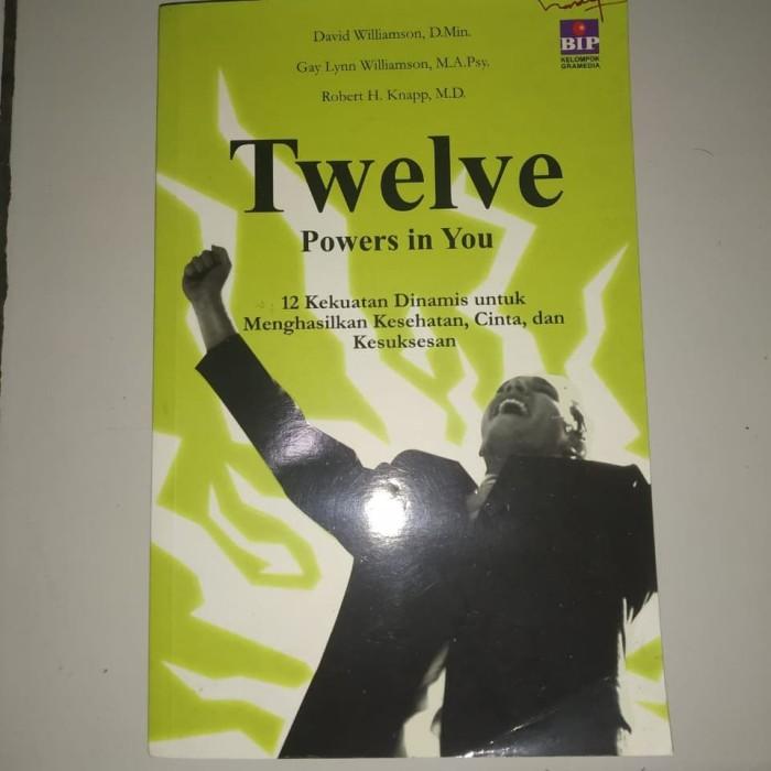 Jual Twelve Powers In You Kota Depok Toko Buku Store Tokopedia