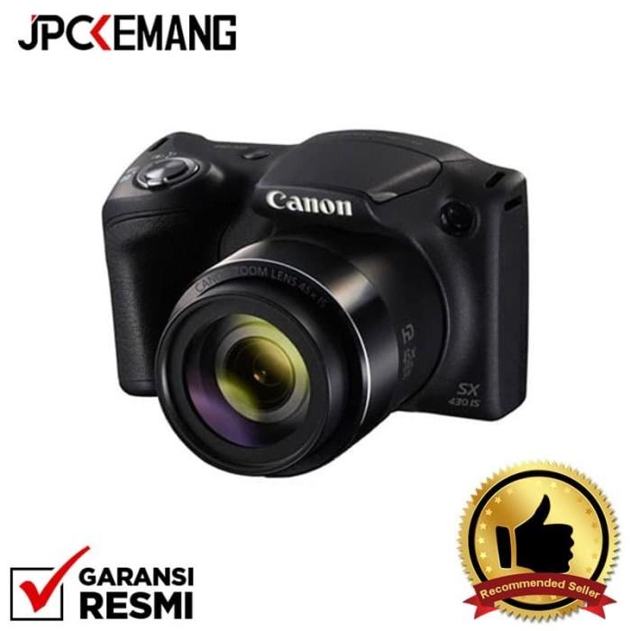 Foto Produk Canon PowerShot SX430 IS GARANSI RESMI dari JPCKemang