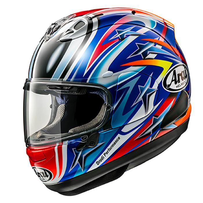 Foto Produk Arai SNI RX7X Nakano Red Helm Full Face - M dari Arai Indonesia