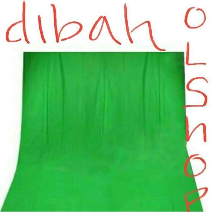Jual kain green screen 75gr - Hitam - Jakarta Barat - Eva ...
