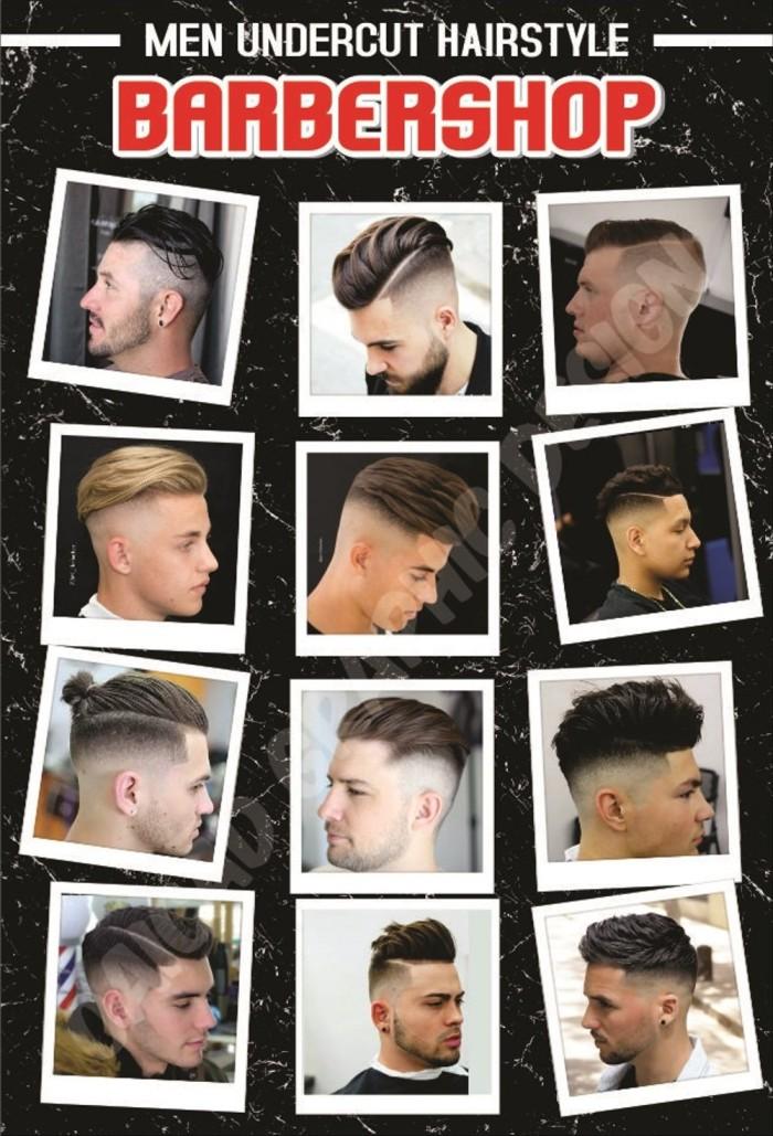 Gambar Gaya Rambut Pria 2020 Barbershop Terbaru | Cahunit.com