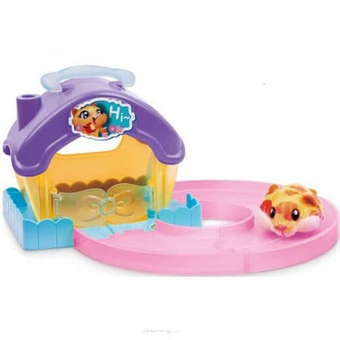 Jual Mainan Anak Perempuan Boneka Zuru Hamsters Hamster House Sprinkles Jakarta Pusat Merdeka Store 2 Tokopedia