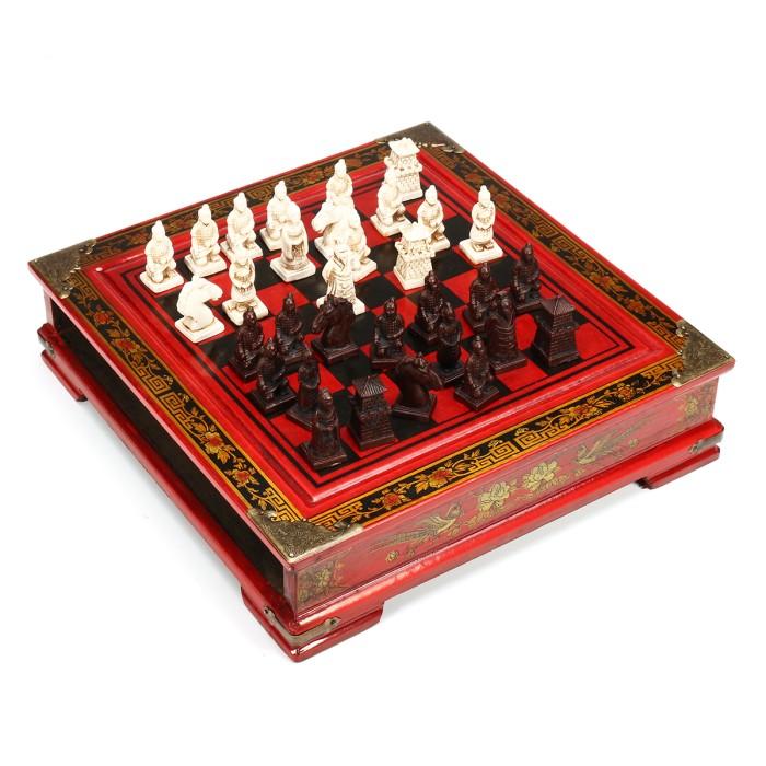 Jual Sos Kayu Antik Cina Papan Catur Meja Permainan Set Buah Hadiah Kota Depok Sabani Online Shop Tokopedia