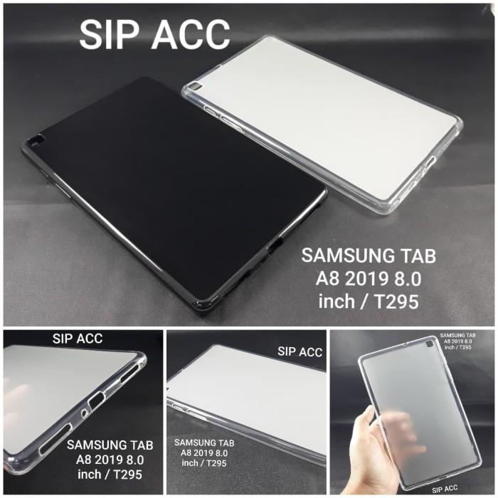 Foto Produk Ultrathin Silicon SAMSUNG TAB A8 2019 8.0 inch / T295 dari SIP ACC