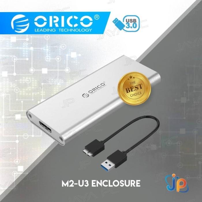 Foto Produk Orico External Case SSD M2G-U3 M.2 NGFF to Micro B USB 3.0 Enclosure dari Jaya PC