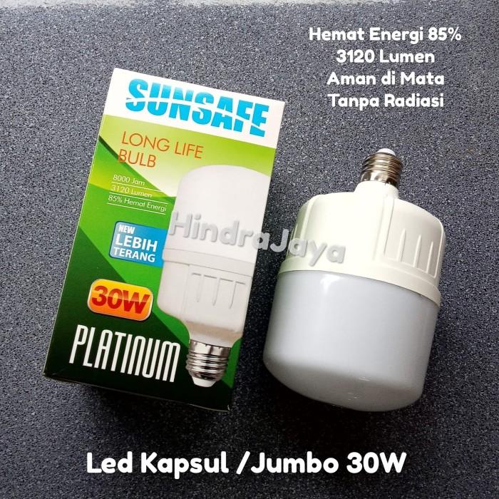 Foto Produk Lampu Led Kapsul / Led Jumbo 30W / 30 Watt dari Hindrajaya