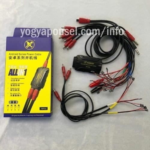 Foto Produk Youkiloon Android dan Apple power cable You-909 terbaru Original dari yogyaponsel