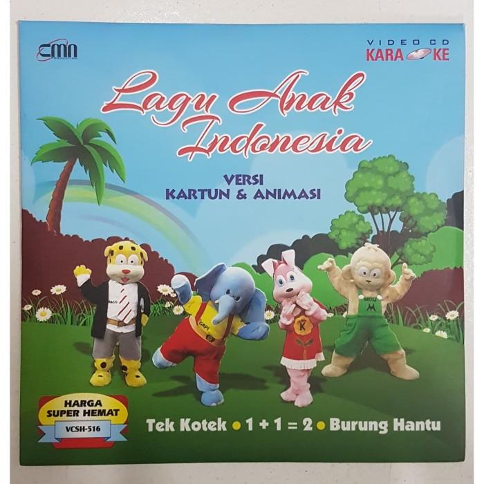 Gambar Kereta Versi Kartun Jual Vcd Lagu Anak Indonesia Versi Kartun Animasi Jakarta Pusat Pt Gema Nada Pertiwi Tokopedia