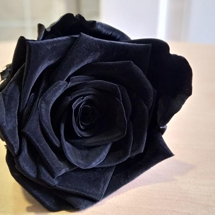 Foto Produk Mawar abadi | Eternal Rose diameter 5 cm dari foliage
