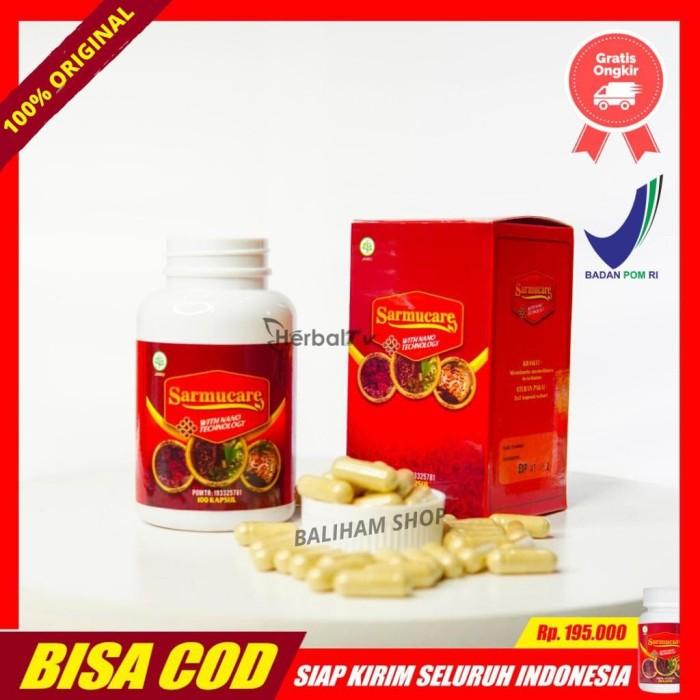 Foto Produk Original Sarmucare Walatra Sarang Semut Obat Diabetes Herbal Di dari Balihamshop