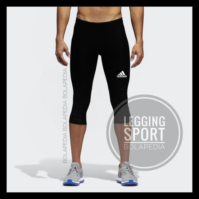 Jual Celana Baselayer Adidas 3 4 Legging Leging Wanita Pria Futsal Olahraga Kota Tangerang Nhataxy Tokopedia