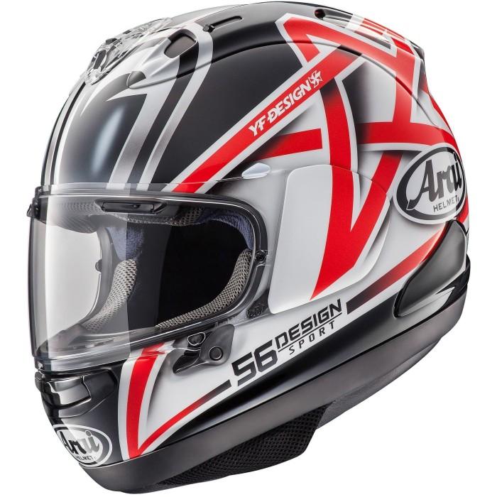 Foto Produk Arai RX7X Nakano Star Helm Full Face - Arai SNI - Size L dari Helm Cargloss