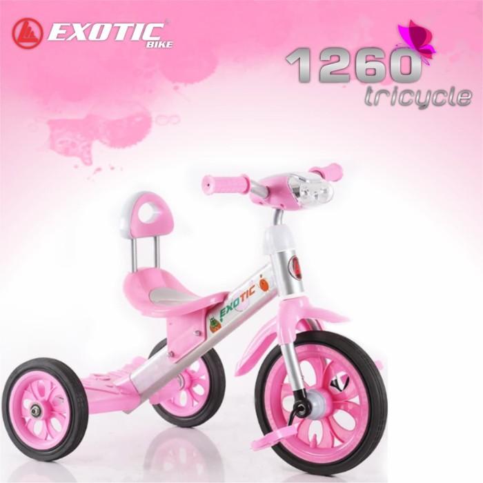 Jual Sepeda Roda Tiga 3 Exotic 1260 Kota Surakarta