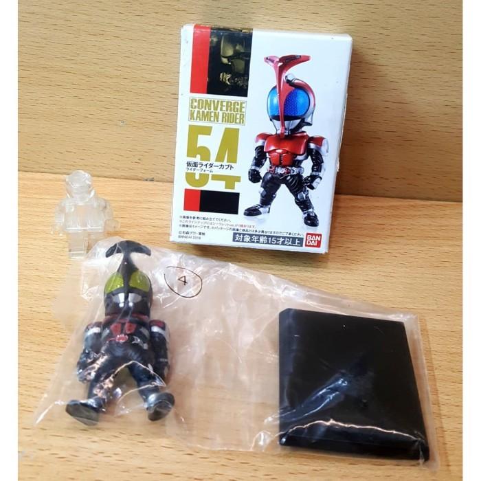 CONVERGE KAMEN RIDER 15 Kuuga Mighty Form #87 Figure BANDAI Candy toy