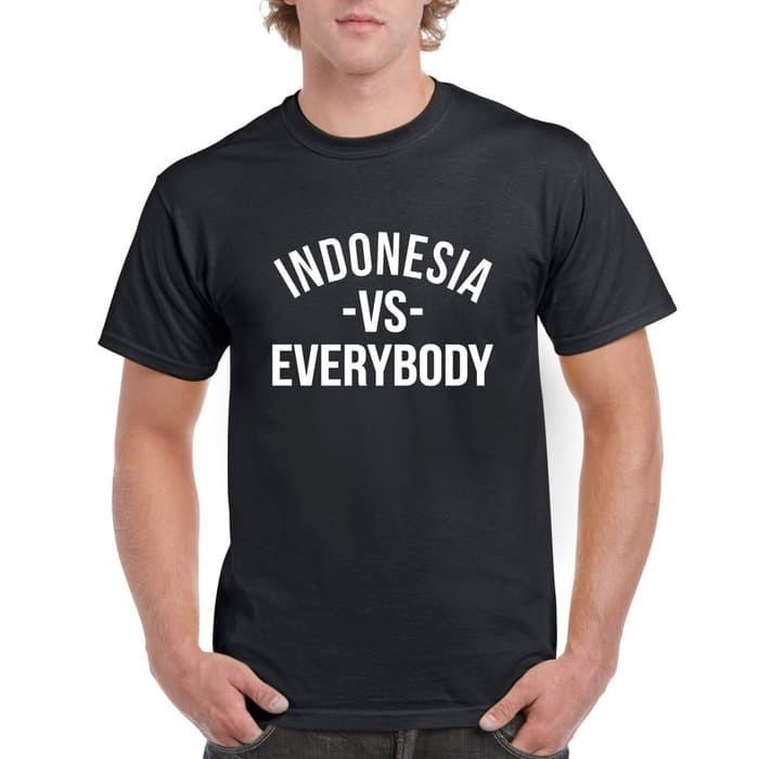 Jual Kaos Indonesia Vs Everybody Kuning Jakarta Utara Markas Store Id Tokopedia