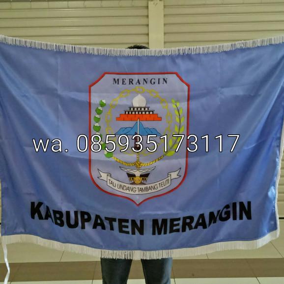 Jual Bendera Daerah Print Digital Jakarta Pusat Verdy Tokopedia