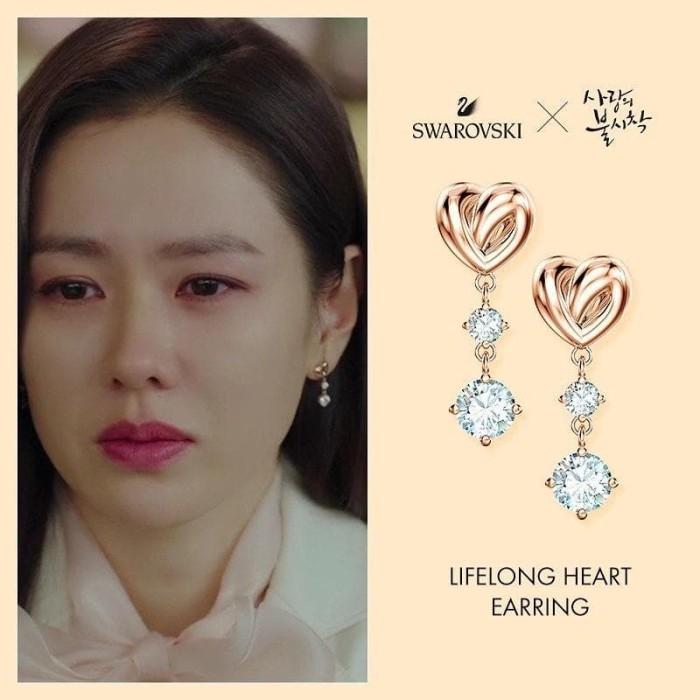 Foto Produk Swarovski Earring Life Long dari Milady_beloved