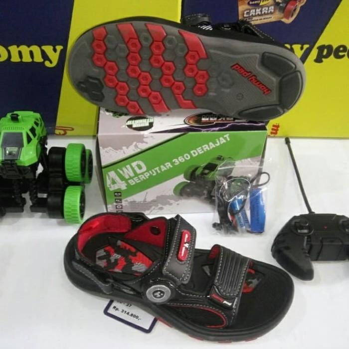 Jual Sepatu Anak Homyped Berhadiah Motor Cyclone Terbaru 2020 31