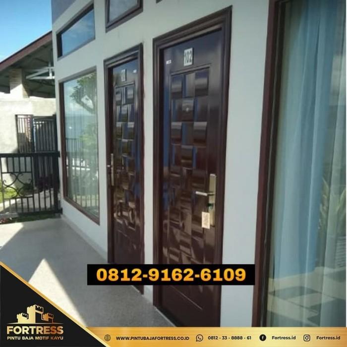 Jual Elegant 0812 9162 6109 Fortress Jual Pintu Minimalis Modern Medan Jakarta Barat Jual Pintu Besi Tahanapi Tokopedia