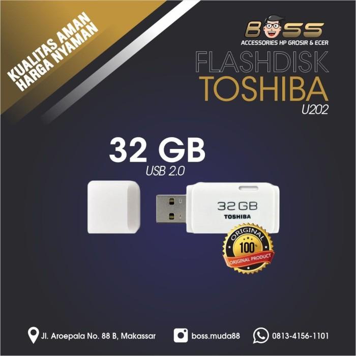 Foto Produk FlashDisk Toshiba 32 GB ORIGINAL 100% GARANSI dari Boss Muda88