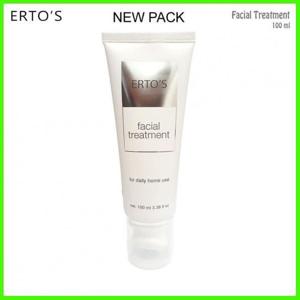 Jual Erto S Facial Treatment 100ml 100 Kemasan Bpom Baru