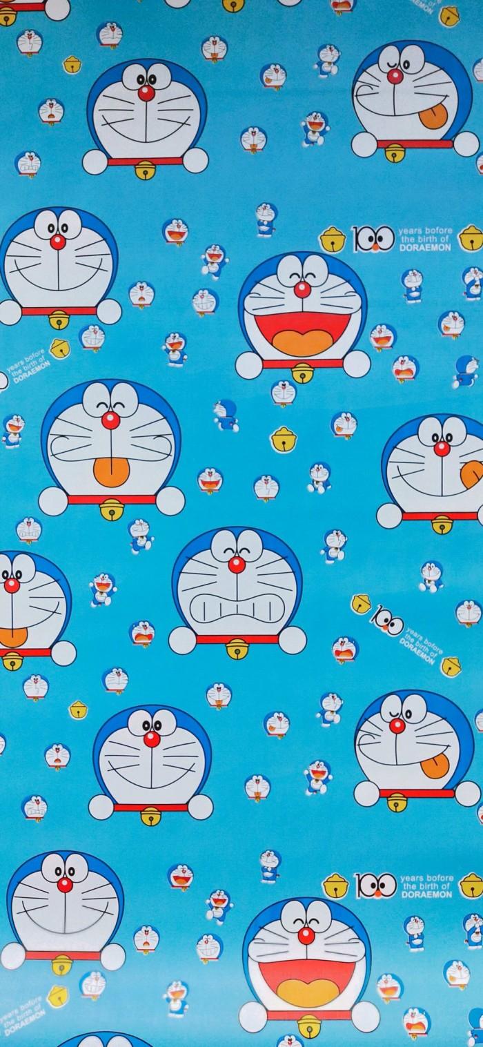 Jual Grosir Murah Wallpaper Sticker Dinding Biru Kartun Anak Doraemon Jakarta Timur Delfialfiai39 Store