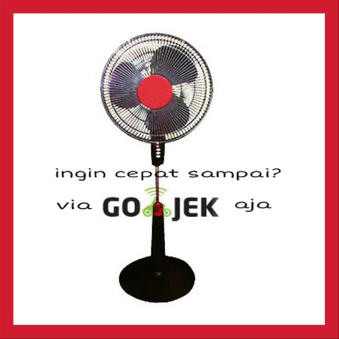 Foto Produk stand fan trisonic, kipas angin berdiri, kipas murah dari chusnulstore2020