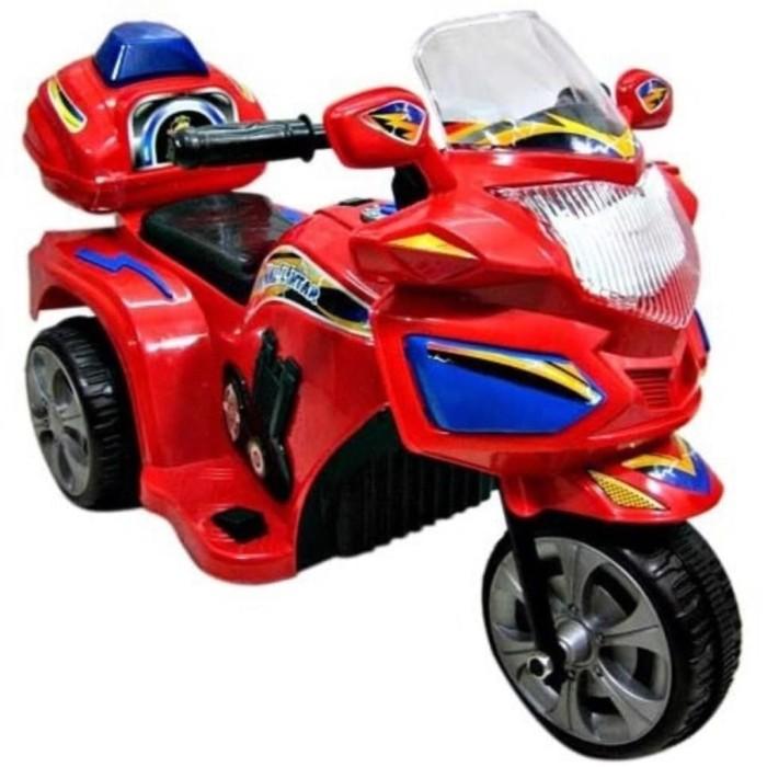 Foto Produk mainan anak motor aki halilintar yota toys gojek / grab only dari Belleux babyshop