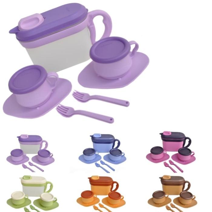 Foto Produk Romantic Tea Set Tulipware / Pitcher Teko Air / Medium Tea Set dari TULIPWARE collection