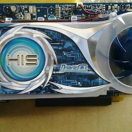 Foto Produk VGA Card PCI-E HIS IceQ HD5570 2GB 128Bit DDR3 GAMER dari tritan kom