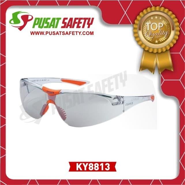 Foto Produk KACAMATA SAFETY KINGS 8813 dari Pusat Safety Online