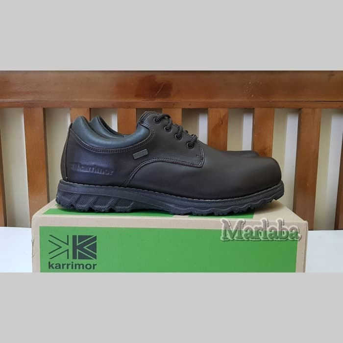 Foto Produk Karrimor Gorge WTX Mens Walking Shoes ORIGINAL dari MARLABA SHOES REBORN