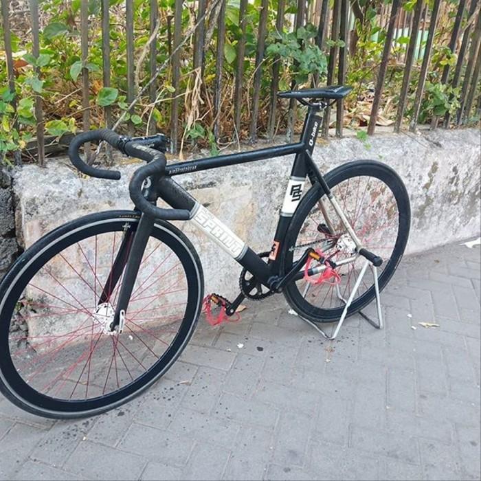 Jual Sepeda Fixie Second PCO Aero sparepart Kota